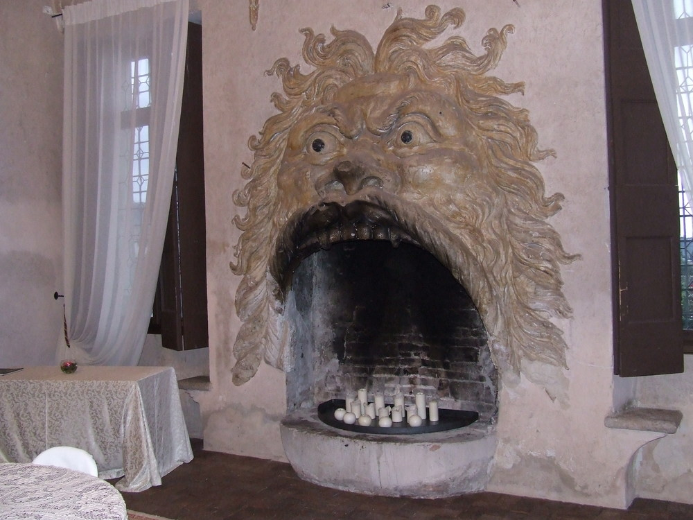 Fantastic Fireplace