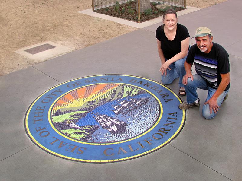 Seal of the City of Santa Barbara