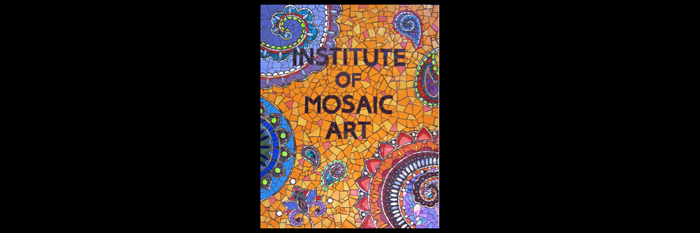 Berkeley CA, Sign for the Institute of Mosaic Art