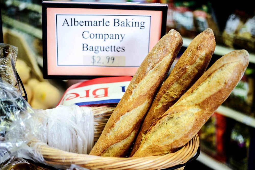 Albemarle Baking Co. Baguettes