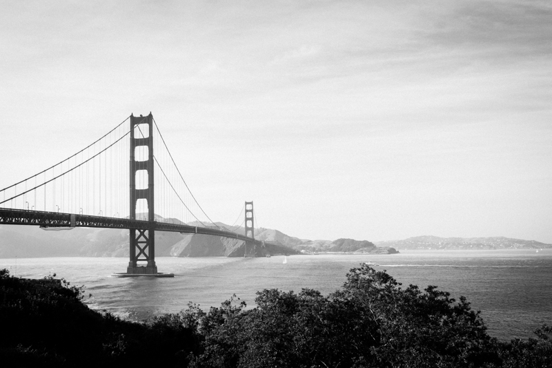 Golden Gate Bridge, II