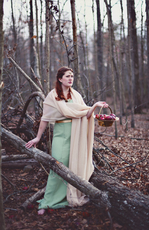 The High Priestess, by Two Spoons Photography