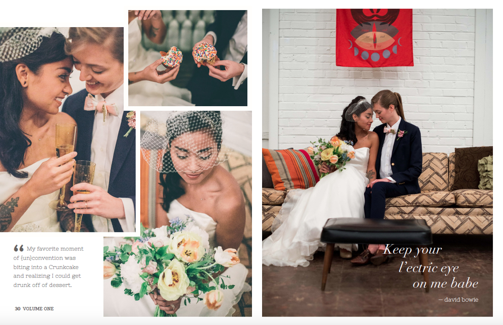 Photos by Betty Clicker Photography and Melodie Ann Photography