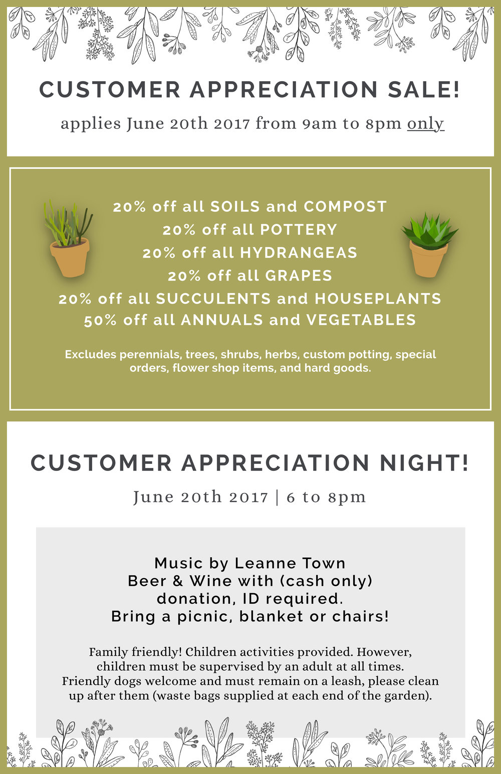 customer appreciation night and sale.jpg