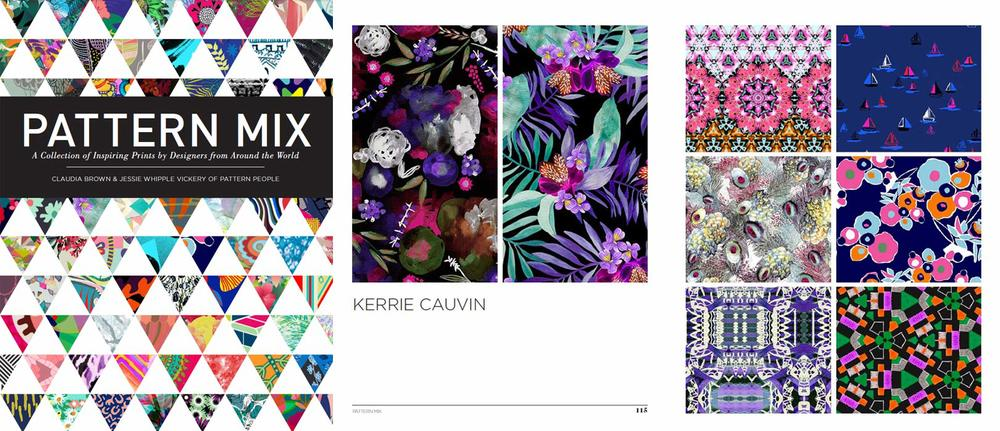 Featured in Pattern Mix E-Book by Pattern People 2014