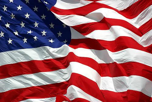 AmericanFlagWaving