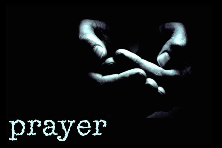 front-prayer