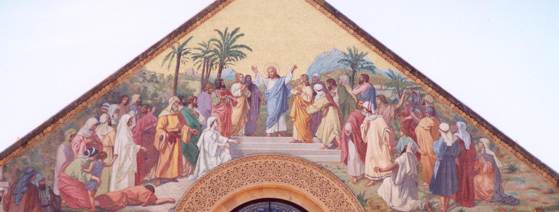 """""""Jesus Calls the Twelve"""""""