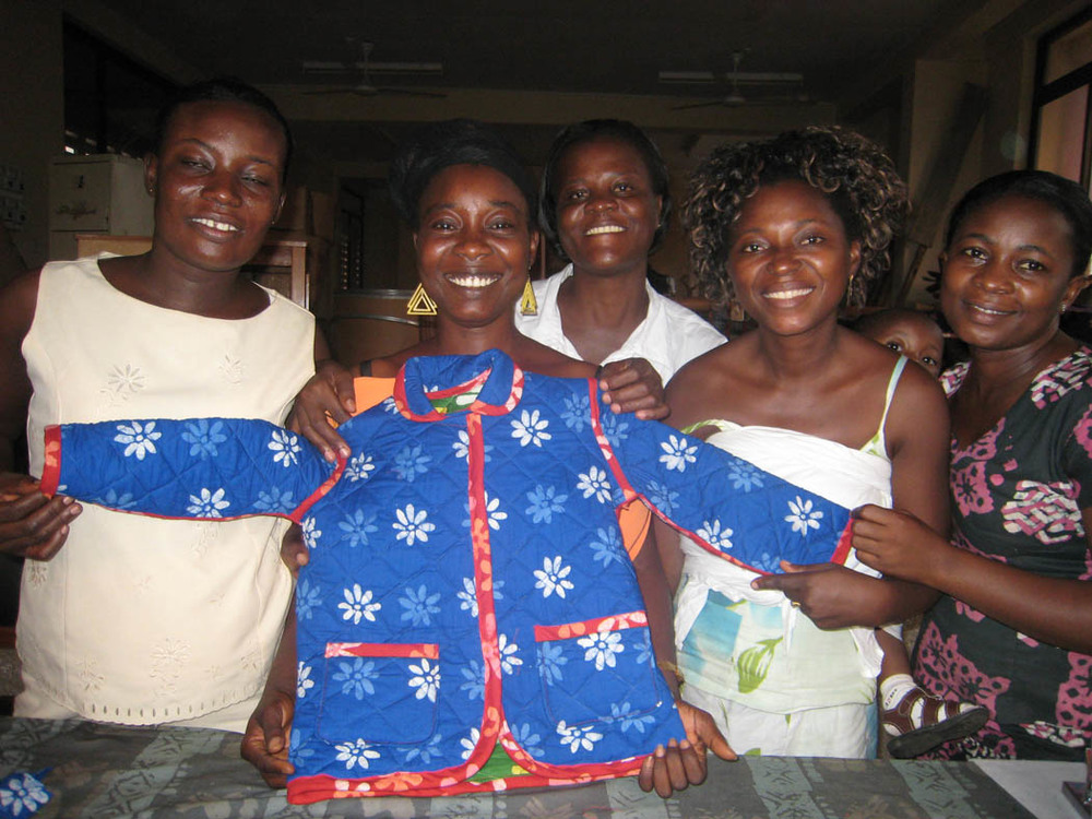 Global Mamas Garment Sewing Workshop