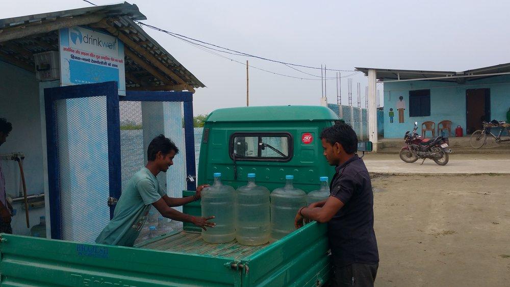 Drinkwell _ Bihar Delivery Truck.jpg