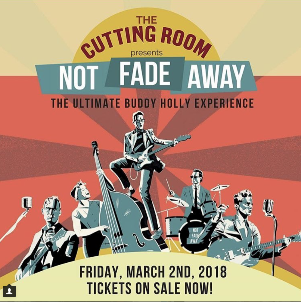 Not Fade Away March 2nd