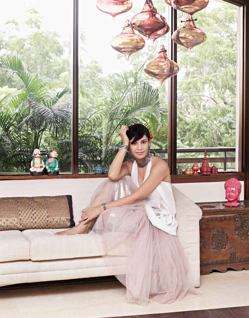 Aparna Chandra, fashion designer   Harper's Bazaar India