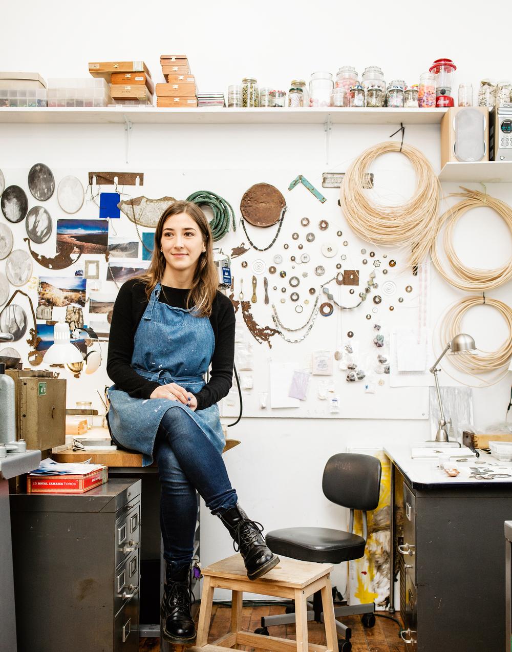 Melissa Tyson, jewelry designer