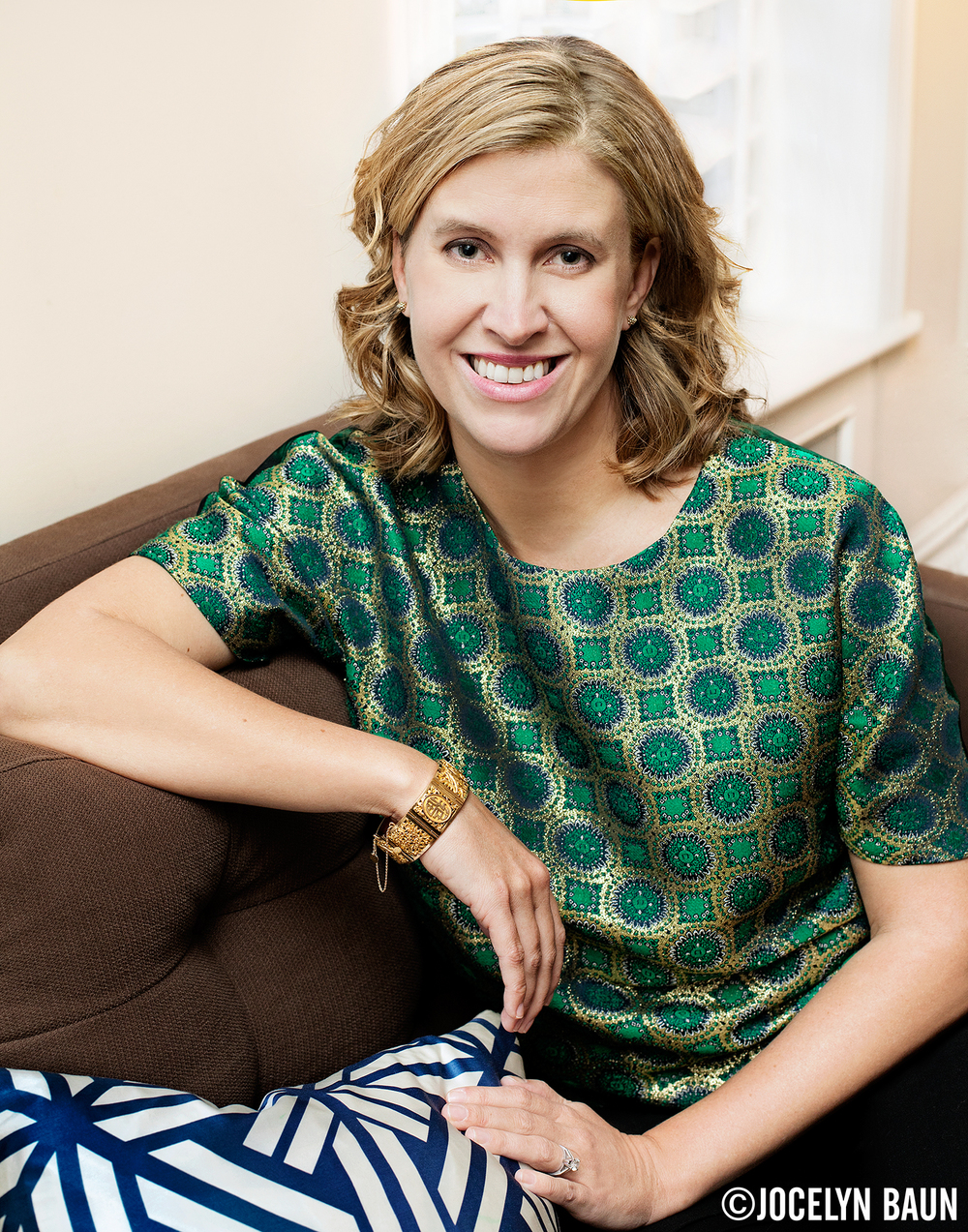 Lara Fitch, CEO & Founder, Strolby