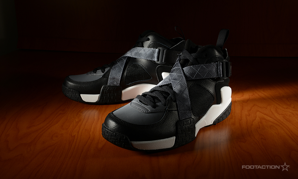 Nike Air Raid - black/flint grey/white