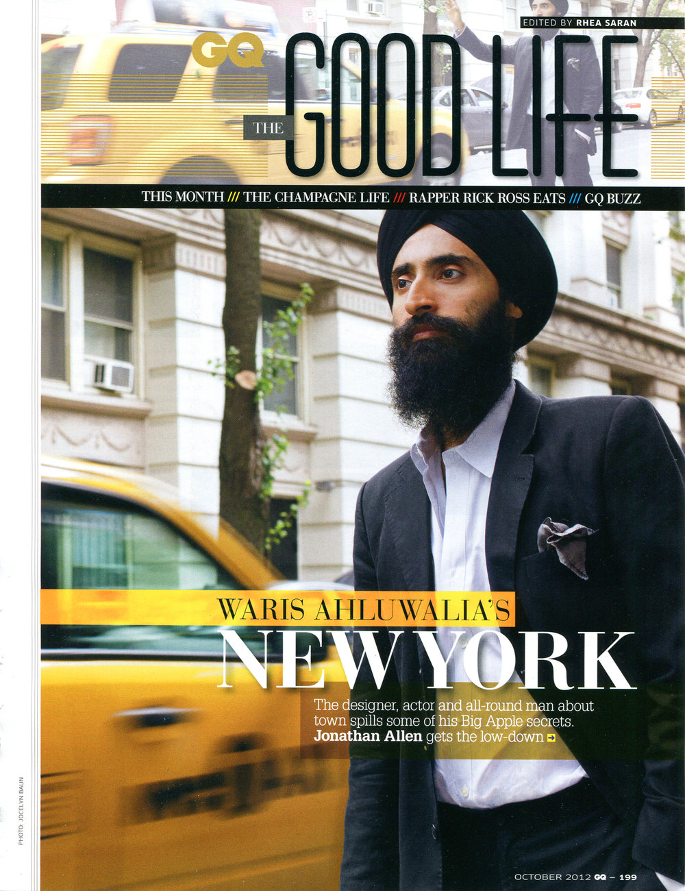 Waris Ahluwalia's New York  GQ India
