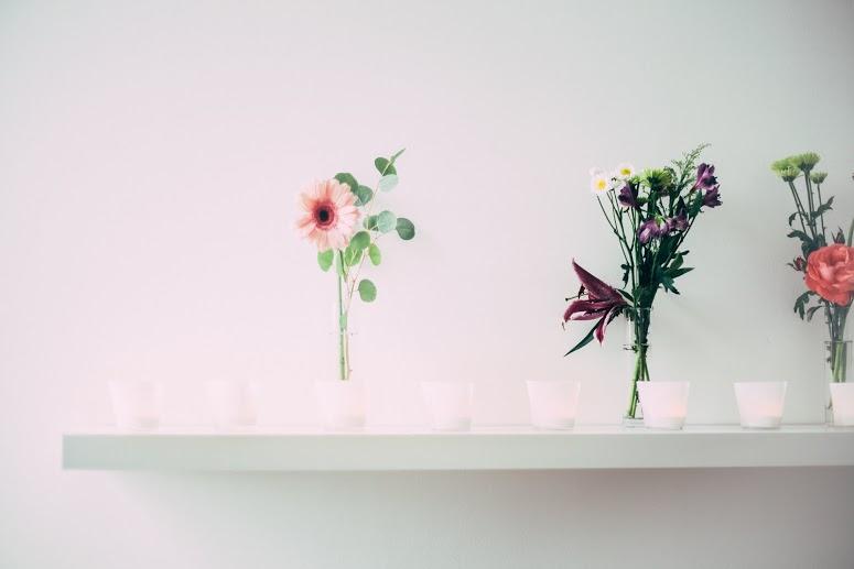petals of chiffon - petal party