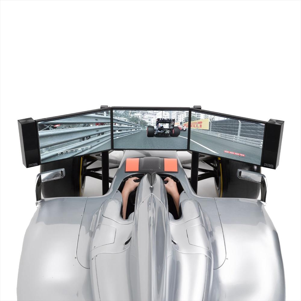 Simulador Fórmula 1 (£90.000 ou R$278.000)