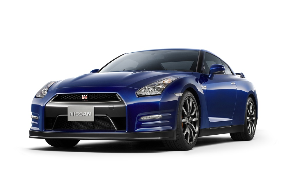 Nissan GT-R 2013 (£76.000 ou R$234.000)