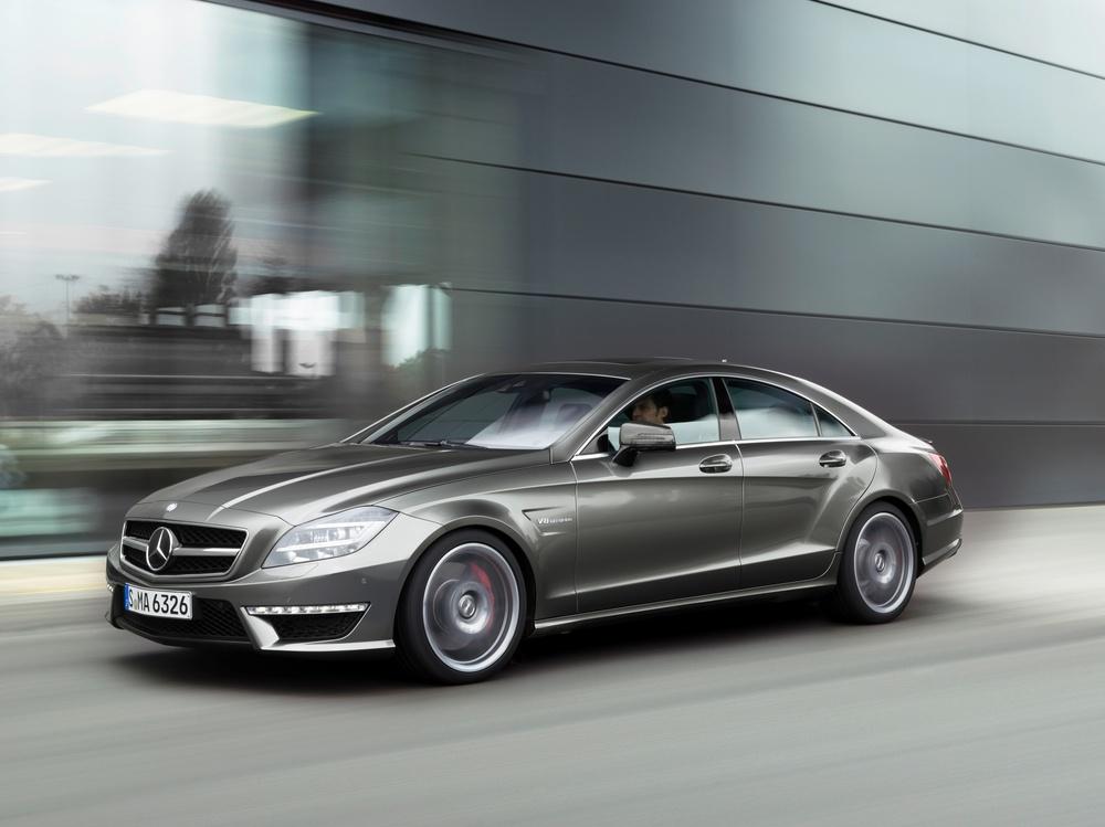 Mercedes-Benz CLS63 AMG 2013 (£81.000 ou R$250.000)