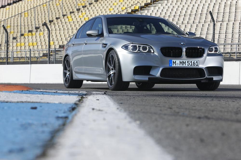 BMW M5 2013 (£73.000 ou R$225.000)