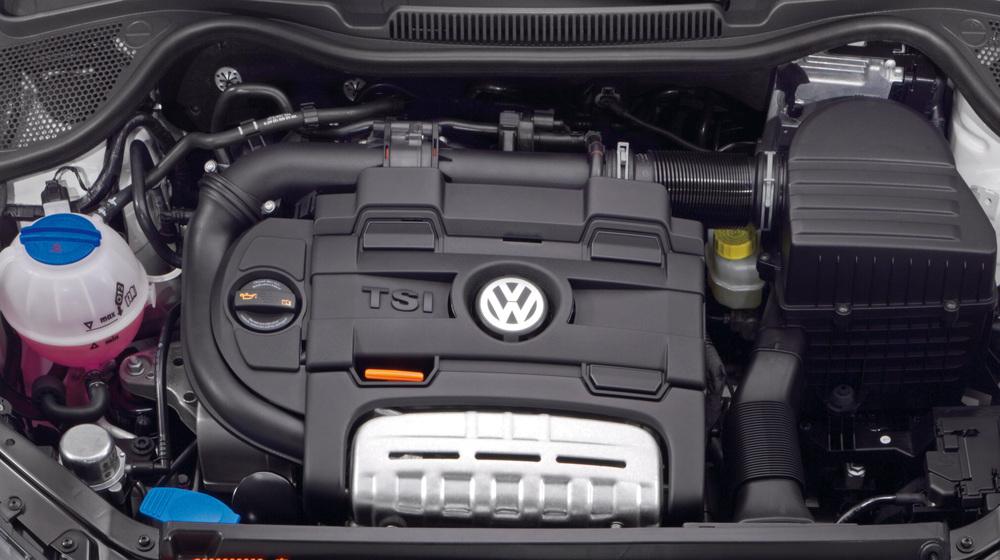 Motor de 1 litro a 1.4 litros: Volkswagen 1.4 litros TSI Twincharger