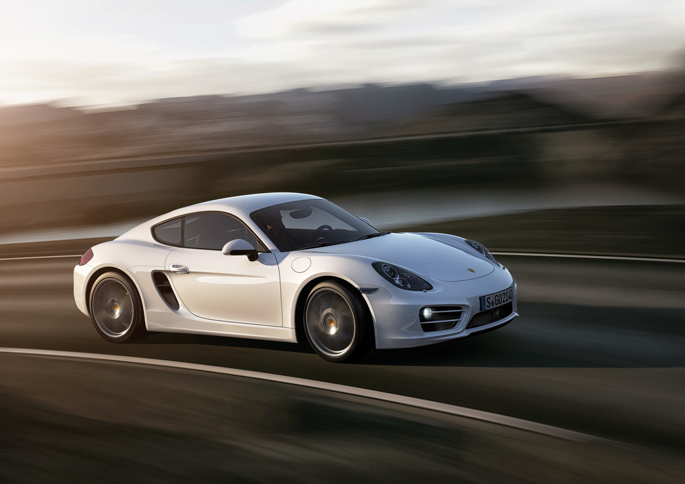 Motor de 2.5 litros a 3 litros: Porsche 2.7 litros DI
