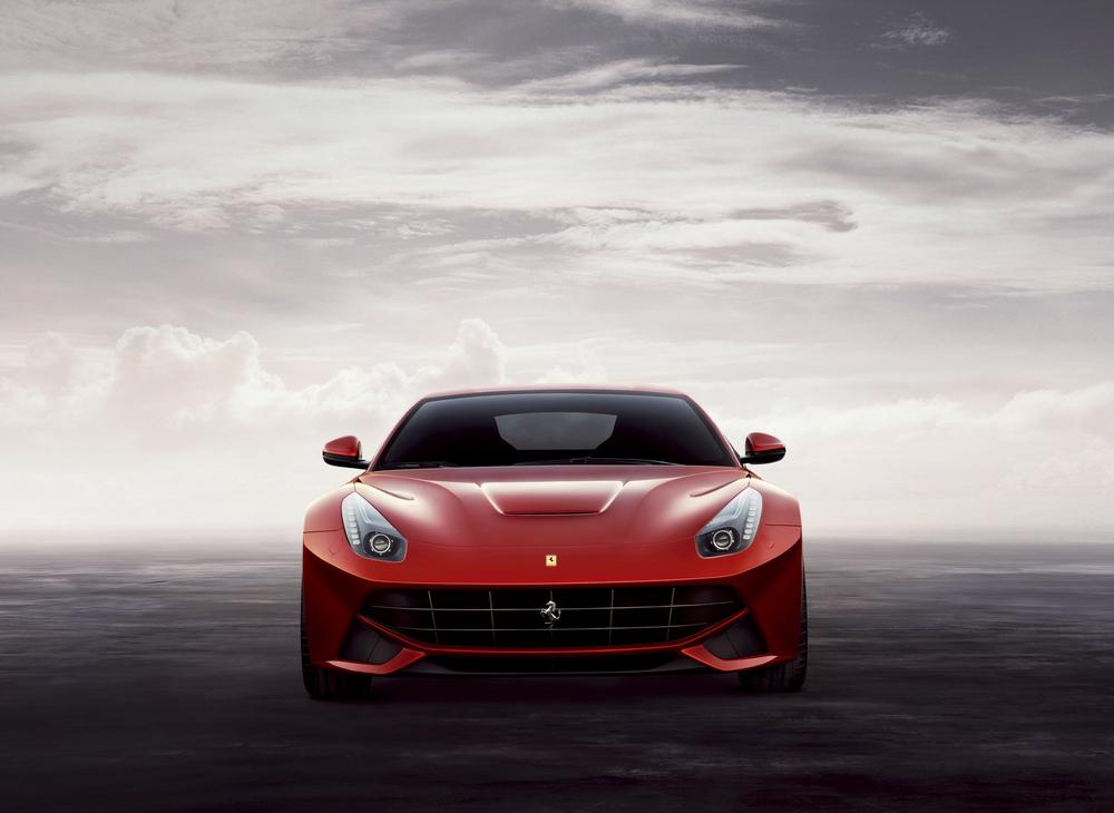 Motor superior a 4 litros: Ferrari 6.3 litros V12