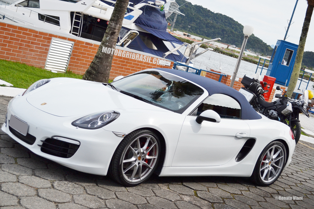 porsche boxster s 981 vale ou n o vale motorgrid brasil. Black Bedroom Furniture Sets. Home Design Ideas