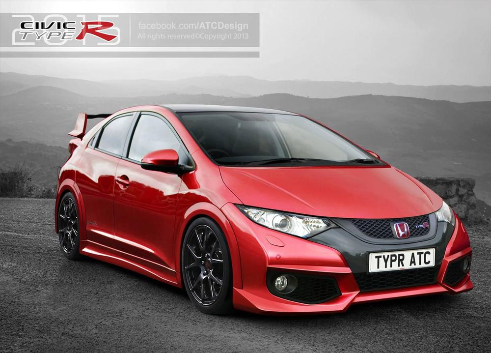 honda civic type r 2015 ter pelo menos 280hp motorgrid. Black Bedroom Furniture Sets. Home Design Ideas