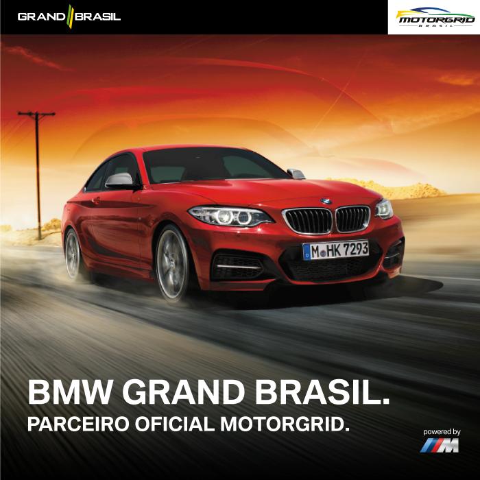 BMW - Grand Brasil