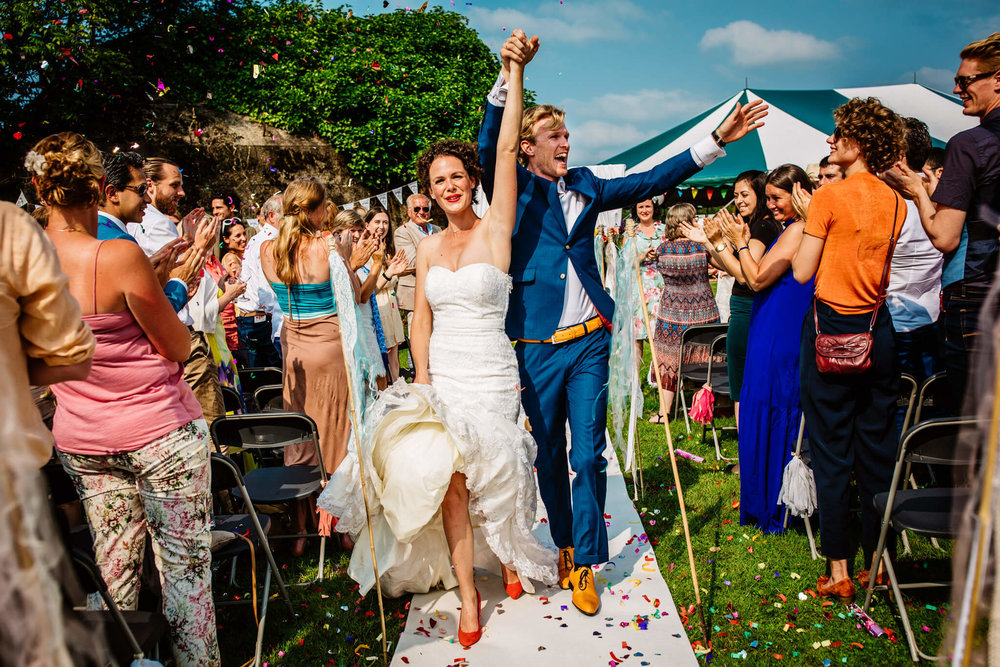 bruidsfotograaf utrecht festivalbruiloft