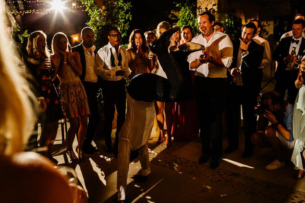 Bruiloft Italië