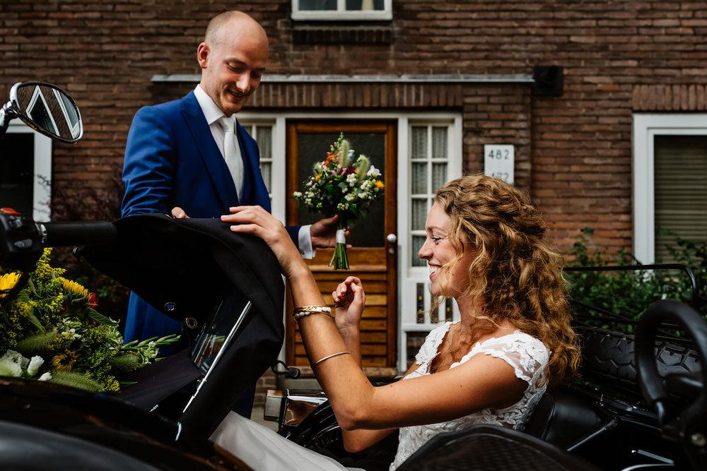 Bruiloft Lage Vuursche