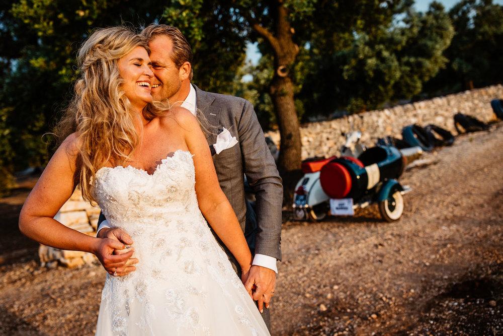 Bruidsrapportage Italië