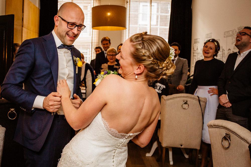 Huwelijksfotograaf Amersfoort Centraal Ketelhuis