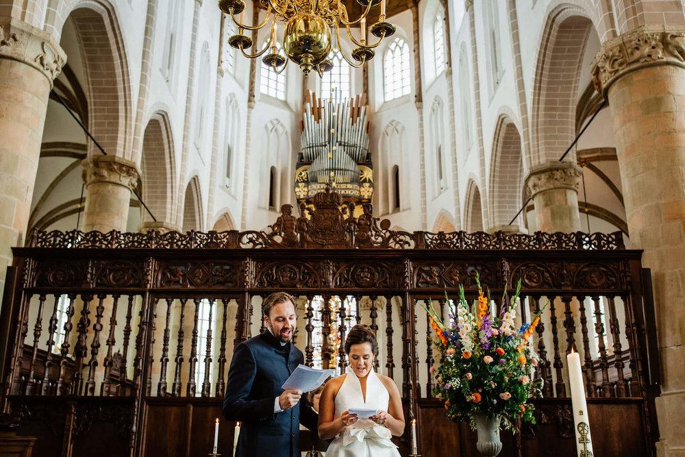 Huwelijk Acquavite Naarden