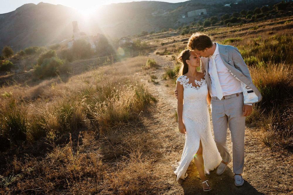 Bruiloft locatie Spanje