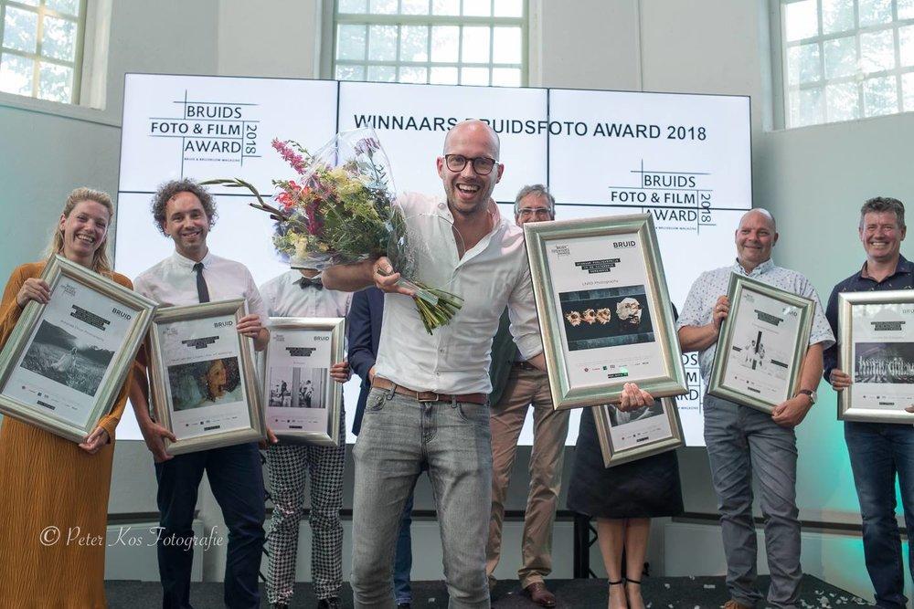 LNRD overall winnaar bruidsfoto award 2018