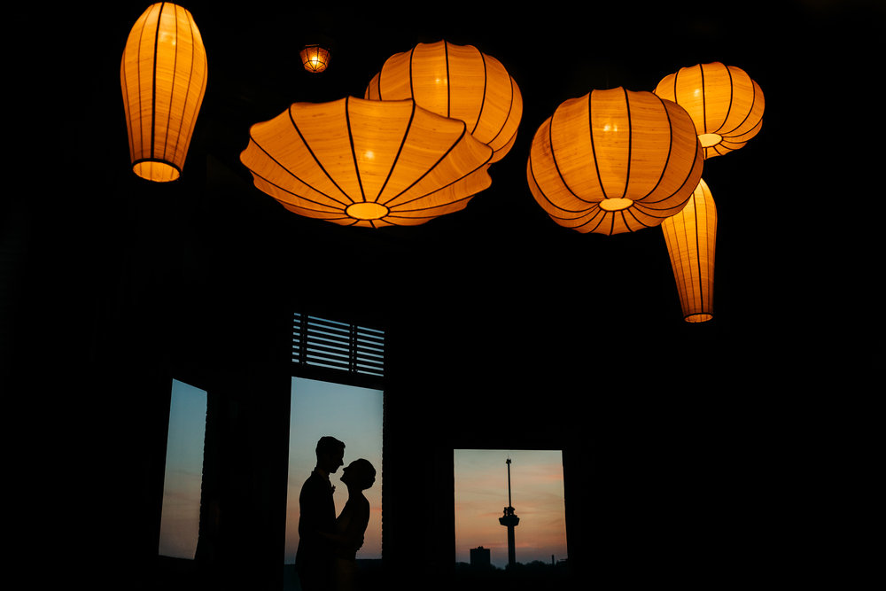 trouwen hotel new york rotterdam