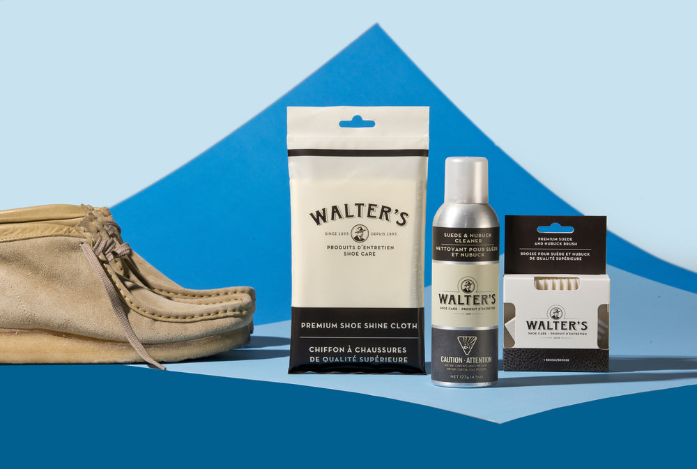 Walter's Shoe Care Product photography Toronto.jpg