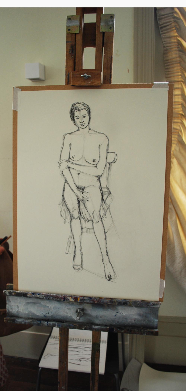 Carole's drawing