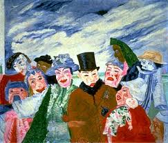 Intrigue 1911 Ensor