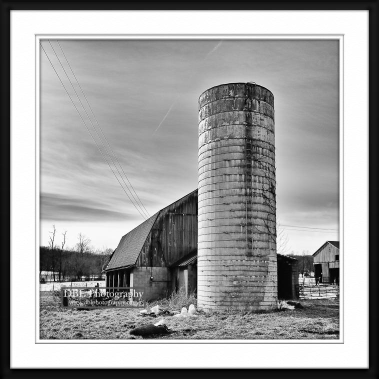 Corn-Silo-and-Barn_DBLPhotography