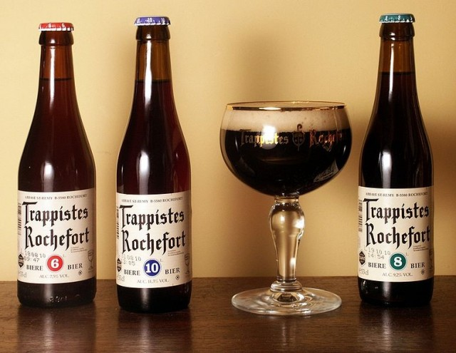 Trappist beer. Oh yes.