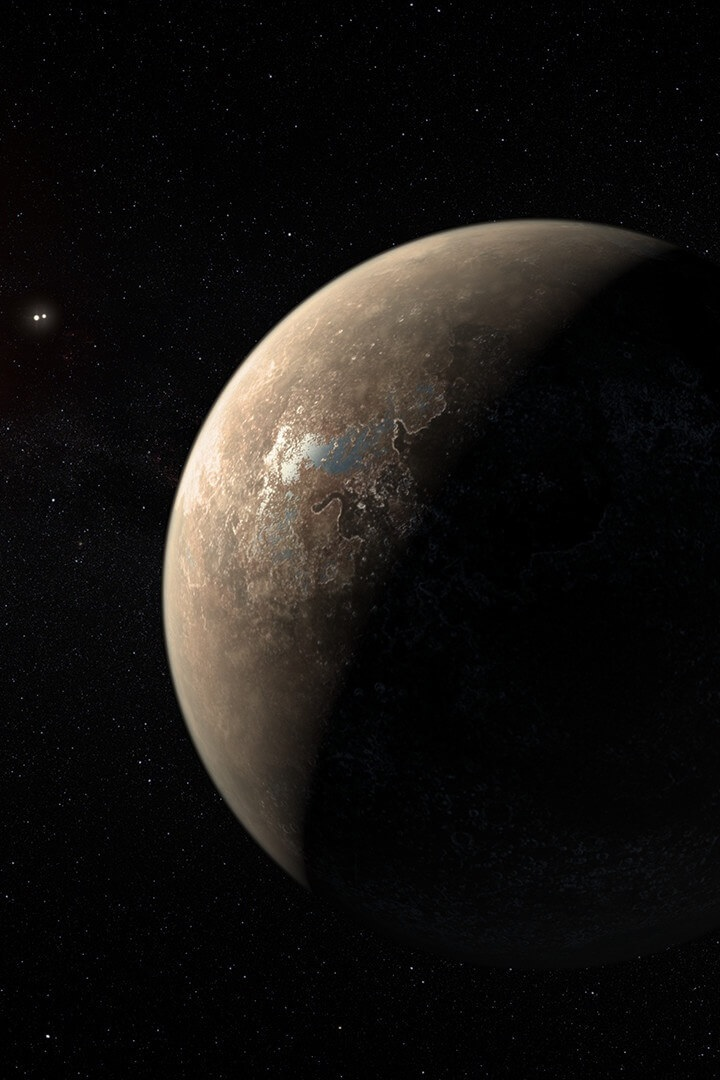 Does Proxima Centauri Create an Environment Too Horrifying for Life?