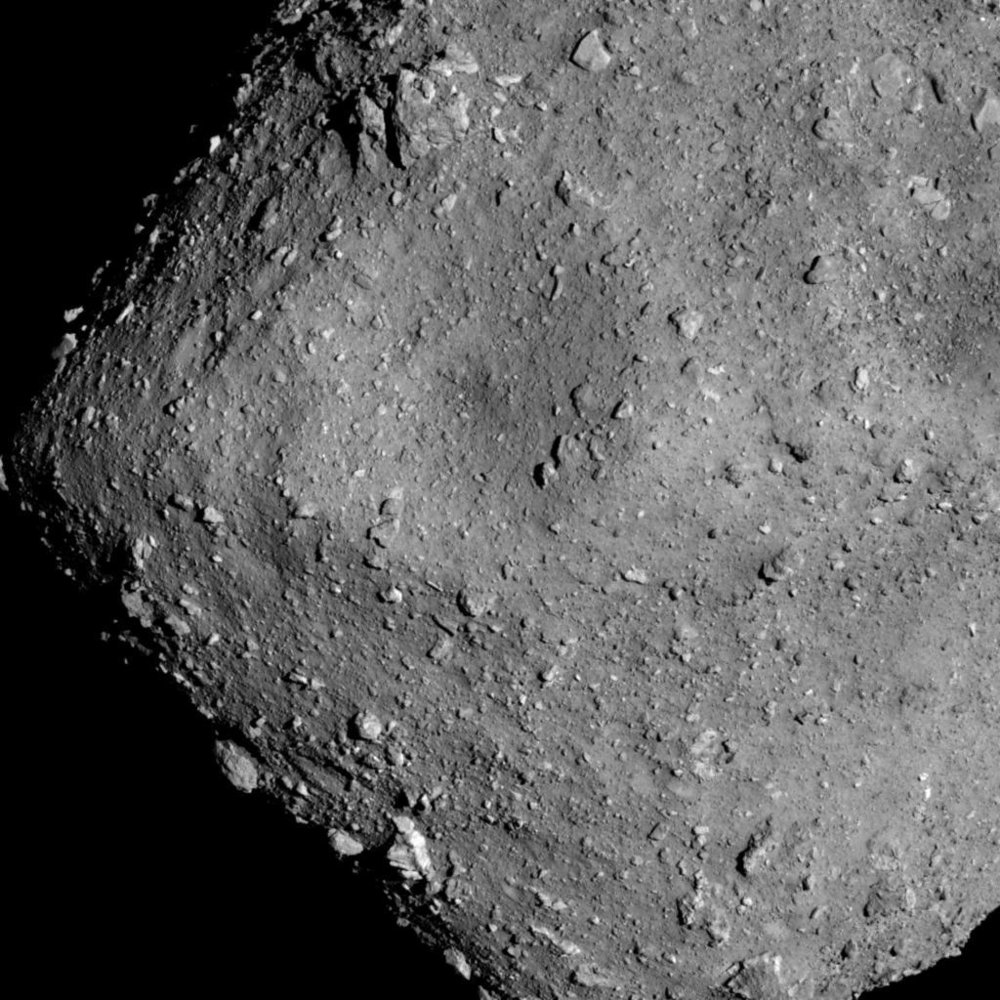 Japan's Hayabusa2 Asteroid Mission Reveals a Remarkable New World
