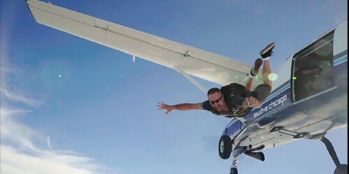My First Skydive Client: Toyota Director: Shawn Efran