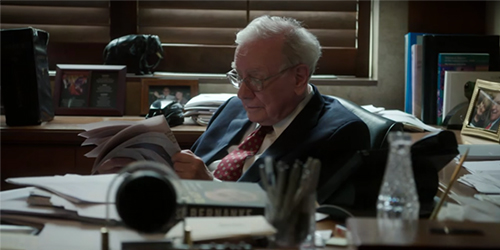 Becoming Warren Buffett Client: HBO Director: Peter Kunhardt