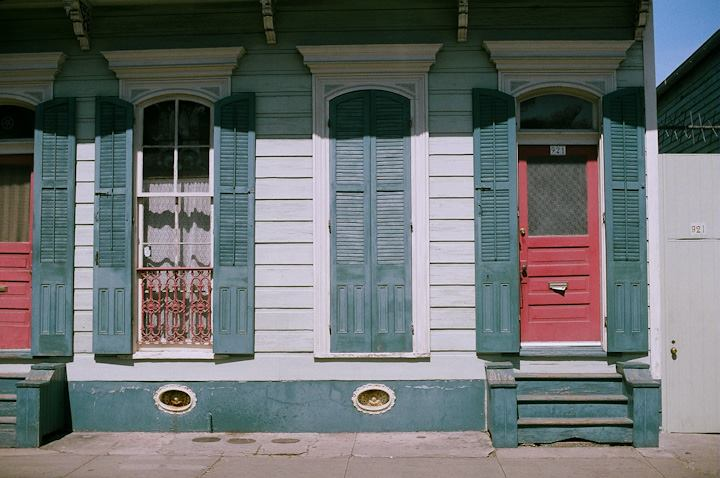 Green Shutters New Orleans